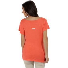 Regatta Francheska T-Shirt Women Neon Peach